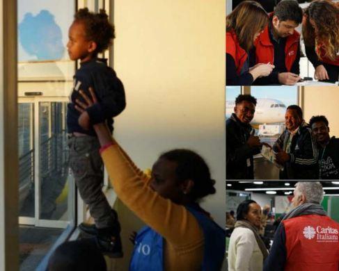 """Percorso formativo per volontari progetto di accoglienza """"Corridoi umanitari"""" – Unità pastorale Madonna della Pace S. Pio X"""