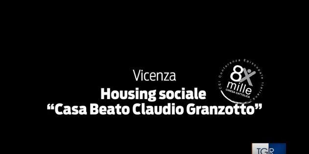 8×1000 a Vicenza, un aiuto ai padri separati con il social housing: il servizio del TGR Veneto