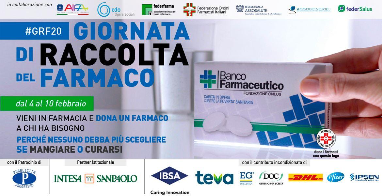 Giornata di Raccolta del Farmaco: a Pojana Maggiore è possibile donare a favore dei servizi-segno di Caritas Diocesana Vicentina