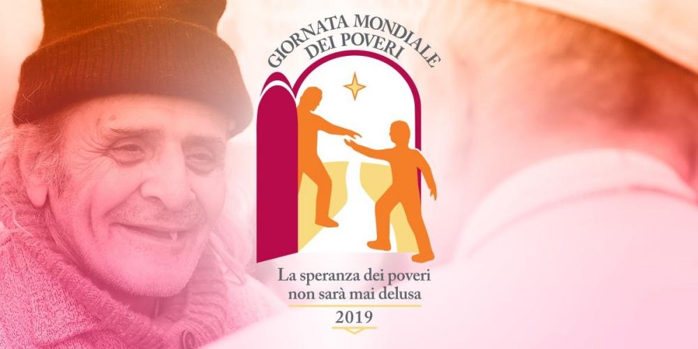 Terza Giornata Mondiale dei Poveri