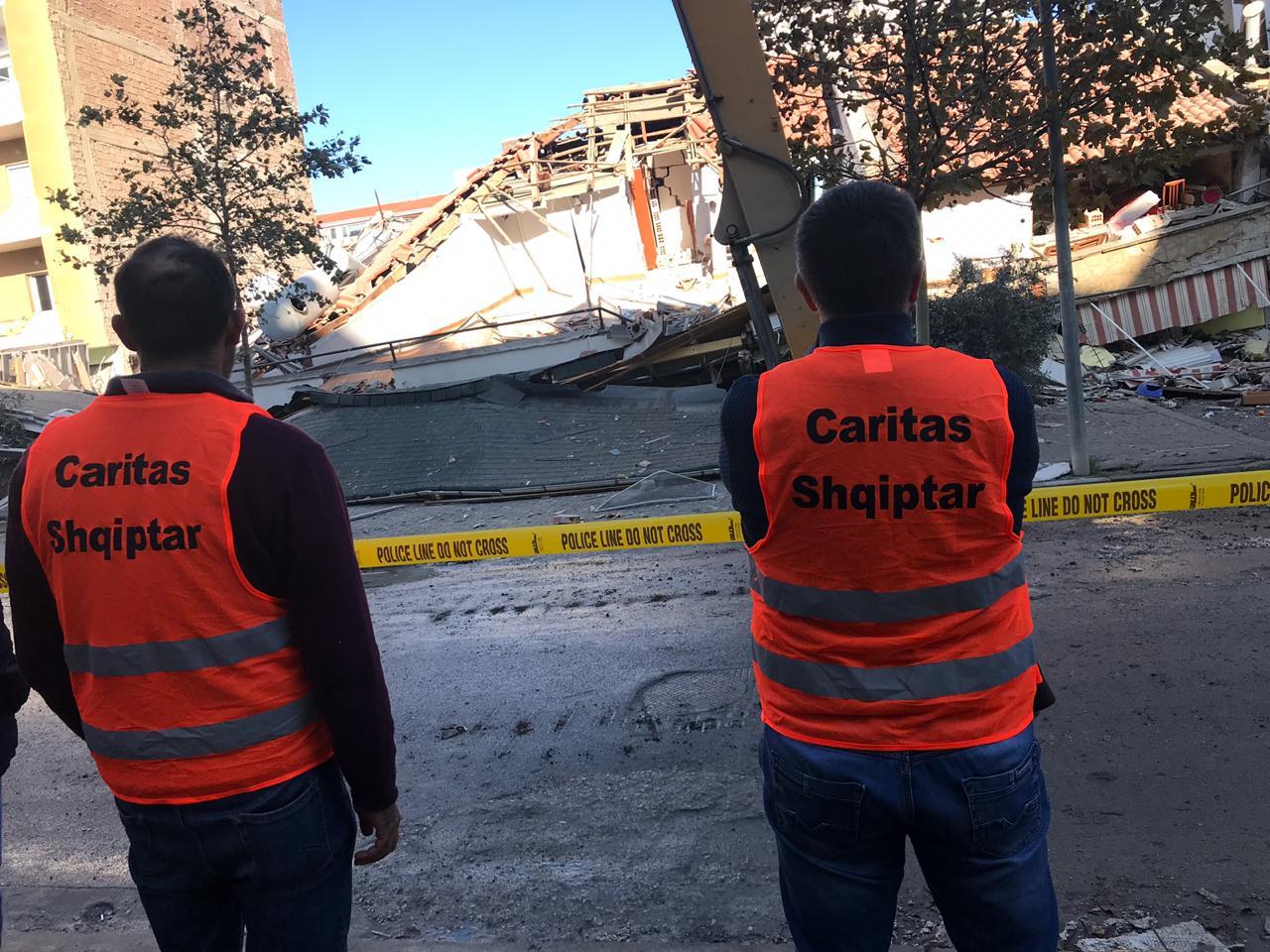 Terremoto in Albania, raccolta fondi per le popolazioni colpite