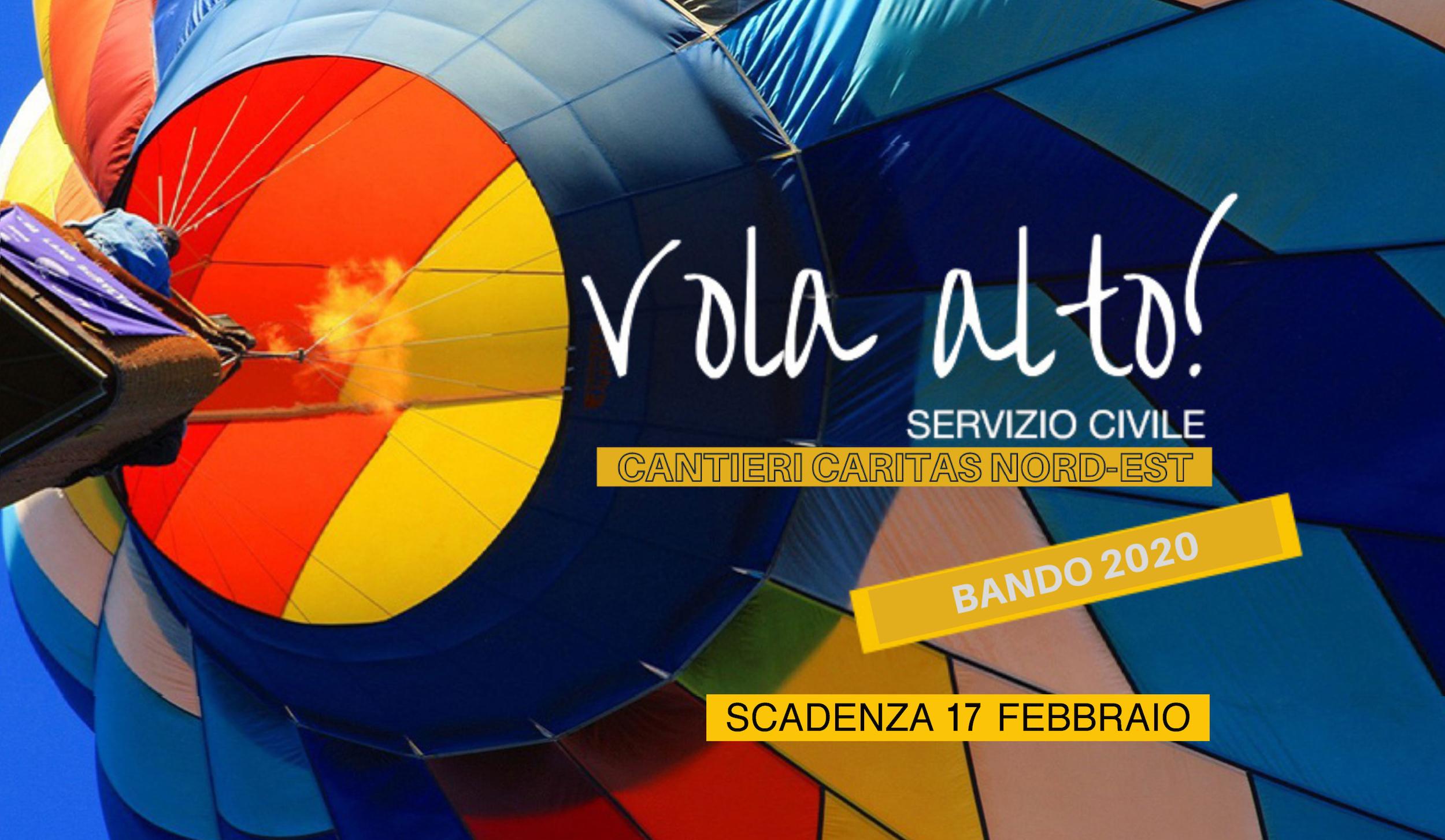Servizio Civile Universale, scadenza della presentazione delle domande prorogata al 17 febbraio