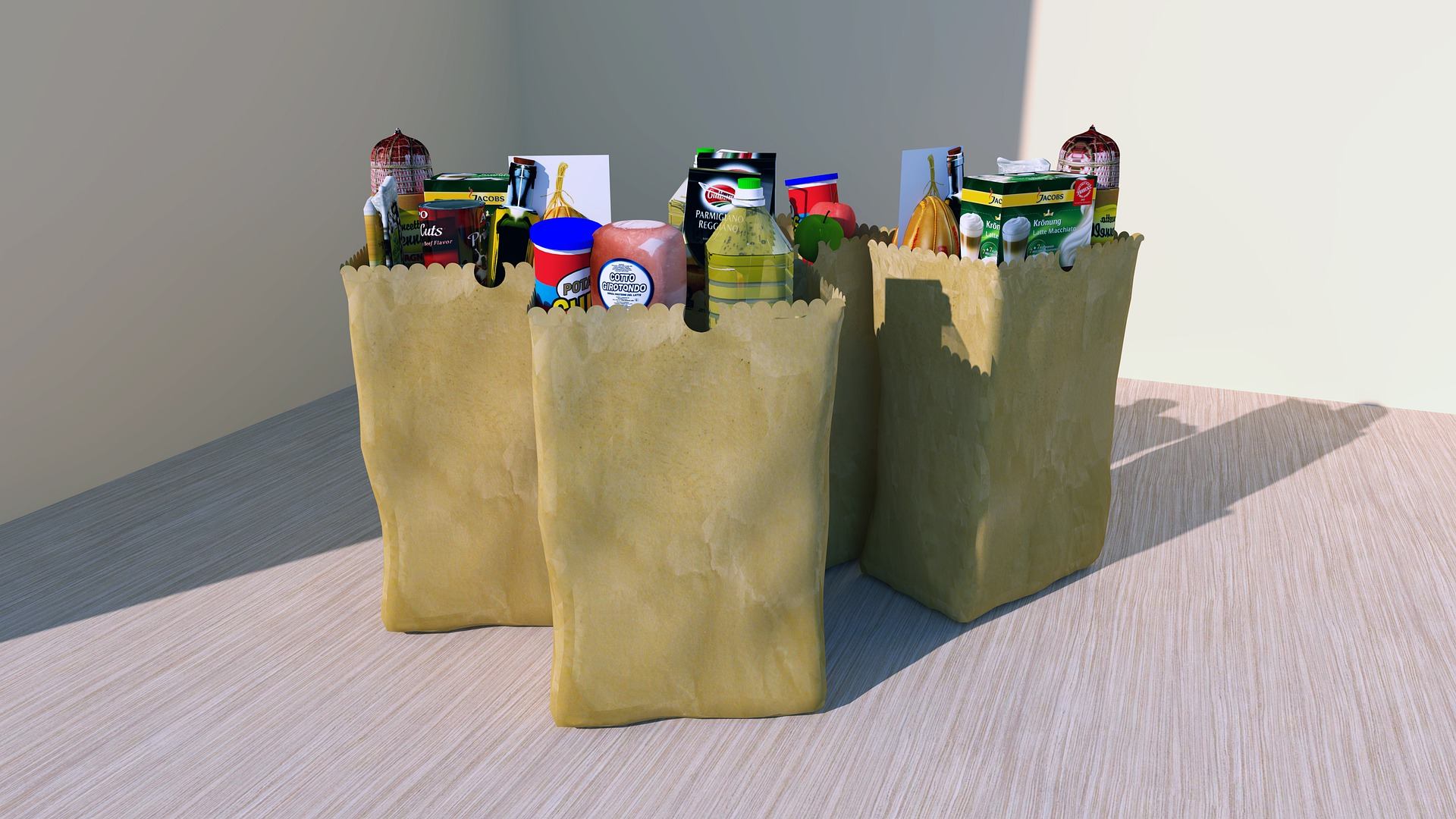 """Appello di """"Quelli dell'Ultimo"""" ai volontari Caritas per una raccolta di alimenti il 31 dicembre"""