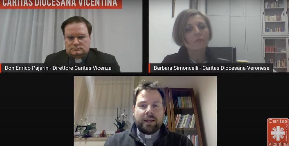 """""""L'Emporio Solidale Caritas"""", rivedi la diretta"""