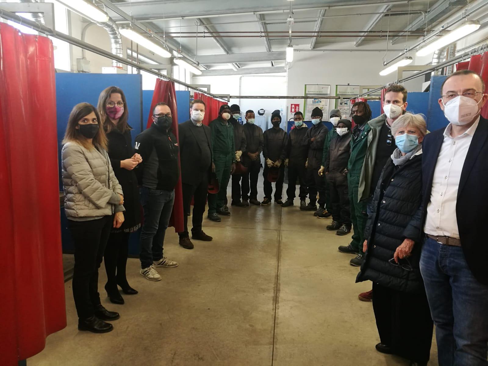 AVSI e Caritas Diocesana Vicentina insieme per l'avviamento al lavoro  di giovani migranti