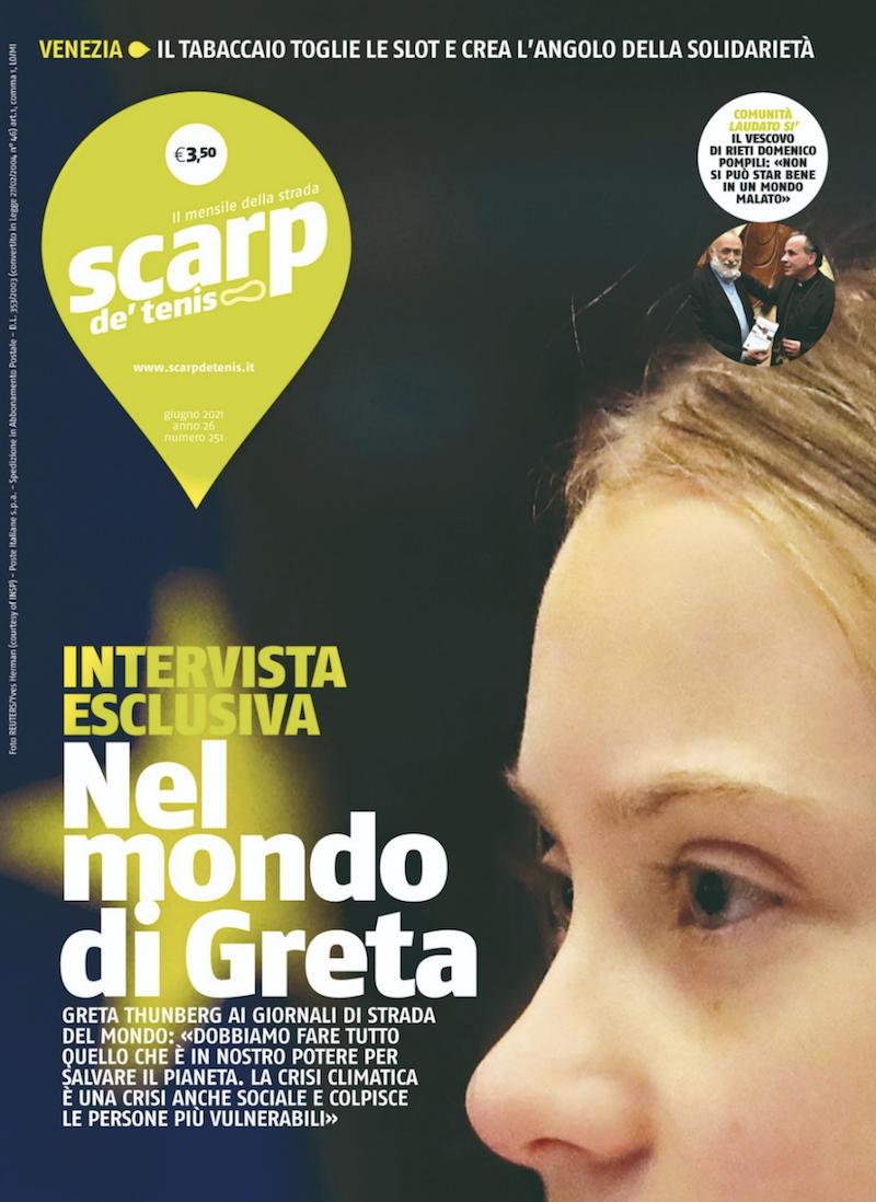 Scarp de' Tenis, il numero di giugno 2021