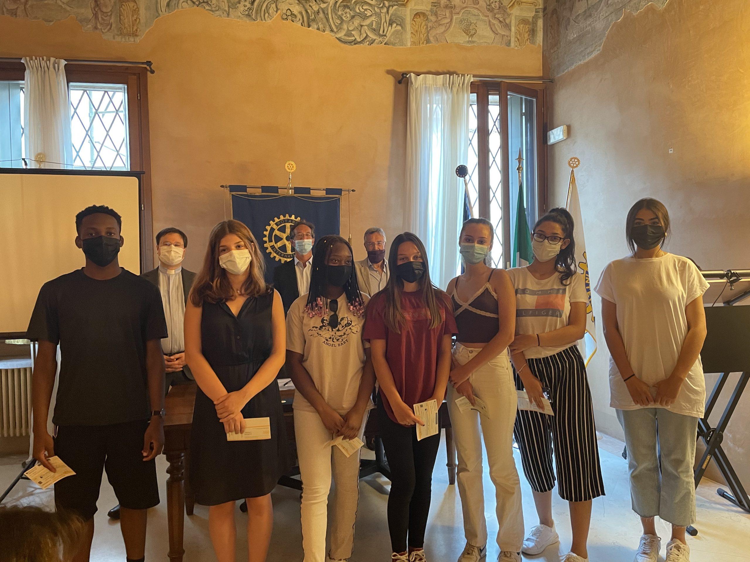 Fondazione Caritas e Rotary Club Vicenza Berici, 10 anni a sostegno dell'educazione