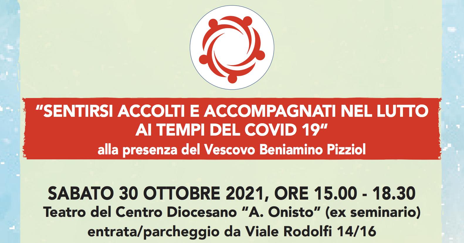 Incontro del Vescovo rivolto alle persone in lutto e ai Gruppi AMA della Diocesi di Vicenza